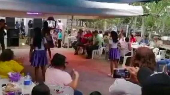 organizan fiesta de xv anos con mas de 200 invitados en veracruz