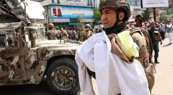 atacan hospital de maternidad en afganistan hay 24 muertos