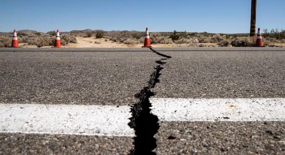 se registra sismo de 64 en nevada estados unidos