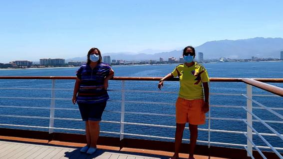 tripulantes cruceros pandemia