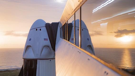 video en vivo lanzamiento de spacex y nasa
