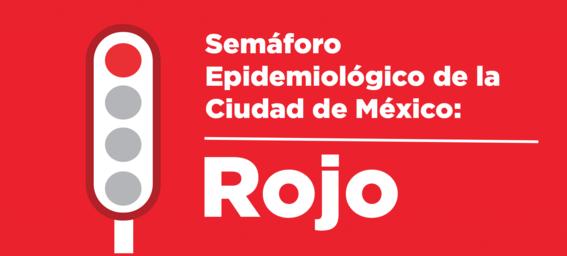 ¿que es el semaforo epidemiologico de la cdmx