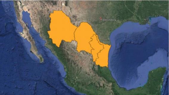 fuente radioactiva texas mexico forntera