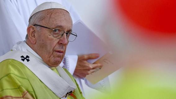 dice papa francisco que el racismo es un pecado tras muerte de george floyd