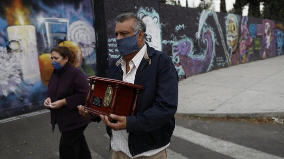 mexico es segundo lugar mundial en nuevas muertes por coronavirus