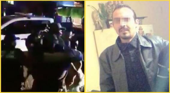Investigan a policías por asesinato de un hombre — Jalisco