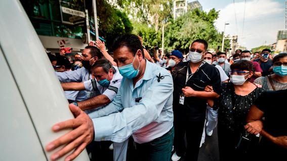 mexico ya acumula 13 mil 699 muertos por coronavirus