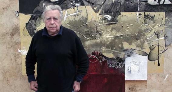 muere manuel felguerez barra pintor y escultor mexicano