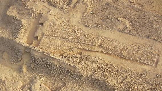 una construccion de hace 8 mil anos hallada en un oasis de arabia saudi