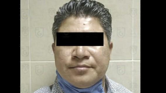 detienen a pastor cristiano acusado de violar a una nina en tlahuac
