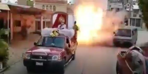 explosion peregrinacion macuspana tabasco