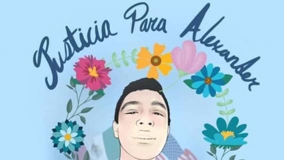 asesinato alexander oaxaca