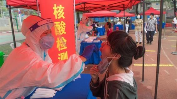 confinamiento pekin mercado de xinfadi