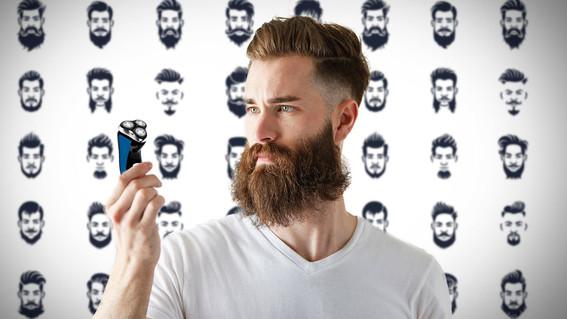 barba y bigote estaran permitidos para la nueva normalidad