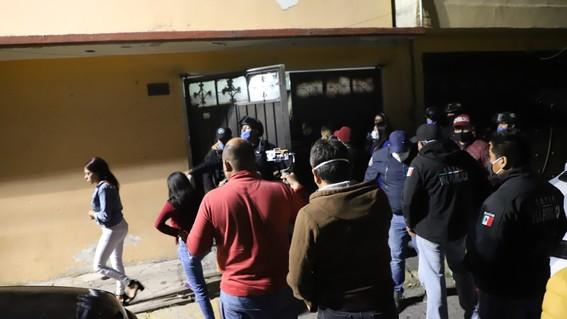 autoridades de ecatepec cancelaron siete fiestas para prevenir contagios por covid19
