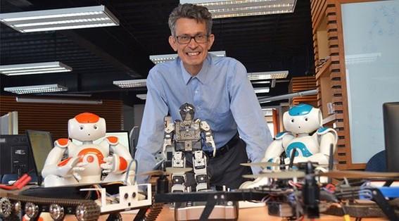 ipn desarrolla robot para sanitizar hospitales de covid19