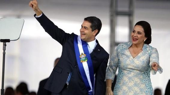 presidente honduras covid19