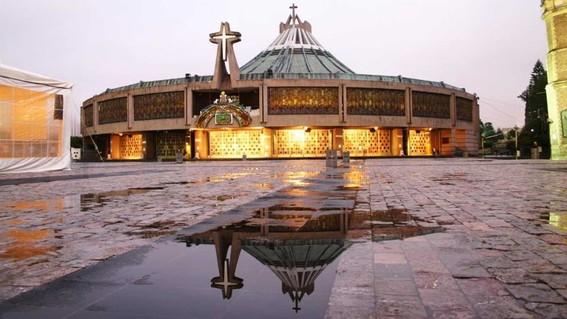 reapertura basilica guadalupe cdmx covid19