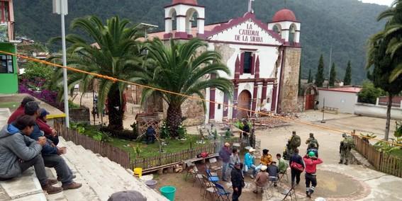 muertos sismo 75 oaxaca