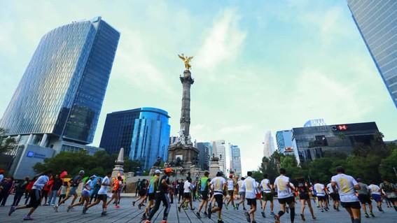 cancelan maraton y medio maraton de la cdmx por coronavirus