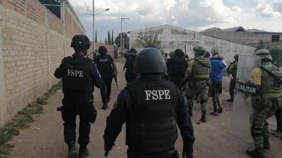 matan a cinco policias guanajuato