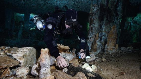 minas de ocre mas antiguas de america yucatan