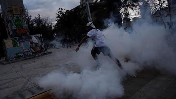 muerto protestas chile pandemia covid