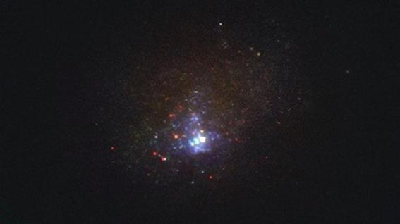 hace unos meses un grupo de astronomos descubrieron algo completamente inusual la desaparicion de una estrella enana de la vista de todos