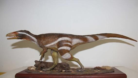 especie de dinosaurio desconocida brasil