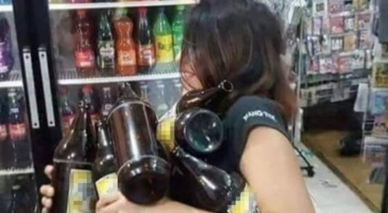 video regreso de ley seca provoca compras de panico en yucatan