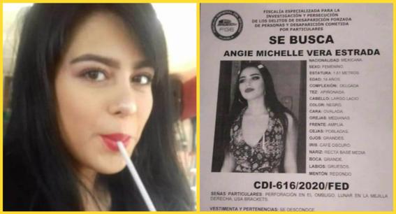 justicia para angie michelle encuentran sin vida a joven en texmelucan