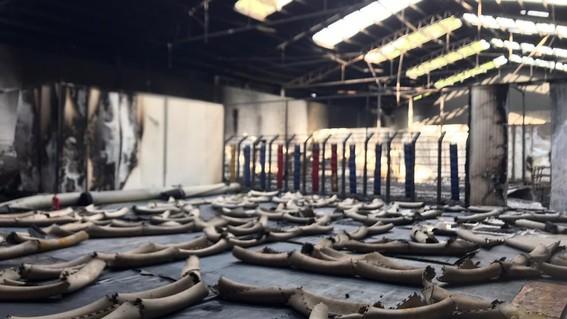 incendio gimnasio en guadalajara