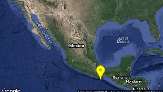 sismo 5 7 crucecita oaxaca