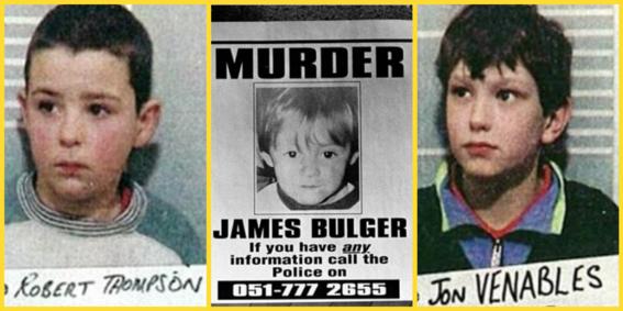 james bulger el bebe al que asesinaron dos ninos de 10 anos