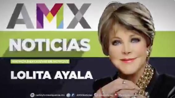 lolita ayala regresa a la television