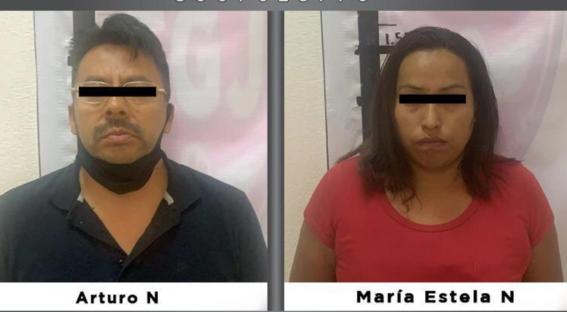 pareja violadores ecatepec