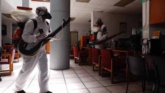 casos de coronavirus en mexico 28 julio 2020