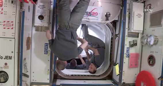asi fue el regreso de la mision spacex a la tierra