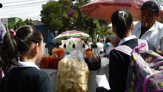 buscan prohibir comida chatarra mexico