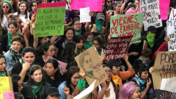 delito feminicidio mexico