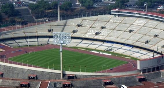 unam examen admision estadio olimpico universitario