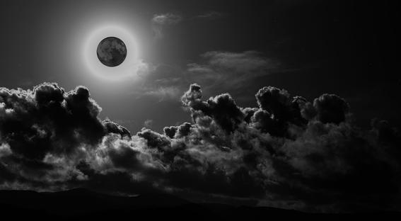 ¿como cuando y donde puedo ver la luna negra en mexico