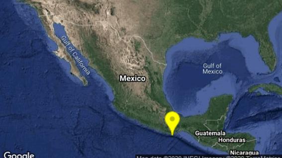 sismo 51 oaxaca 21 de agosto 2020