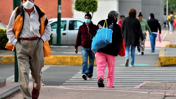 mexico casos de coronavirus 22 de agosto