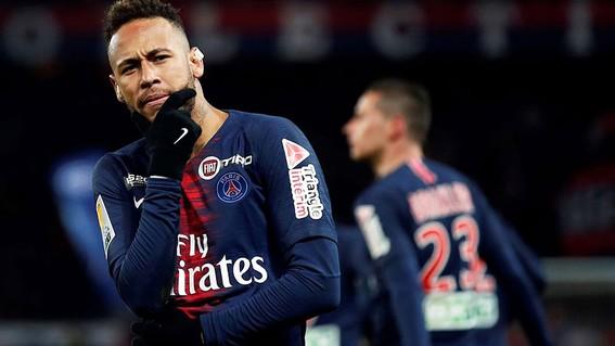 neymar canta cielito lindo previo a la final de champions league