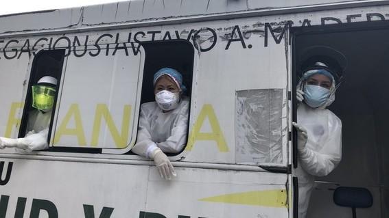 casos de coronavirus contagios y muertos hoy 27 de agosto