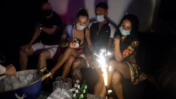 en hermosillo ya estan permitidas las fiestas con 20 personas