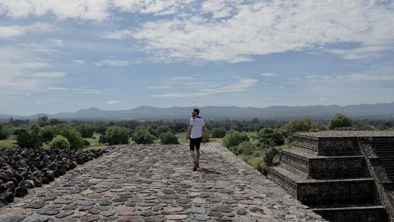 reapertura teotihuacan coronavirus