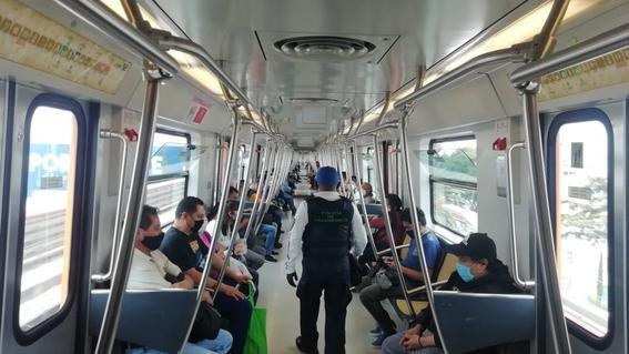 estaciones cerradas metro grito independencia fiestas patrias