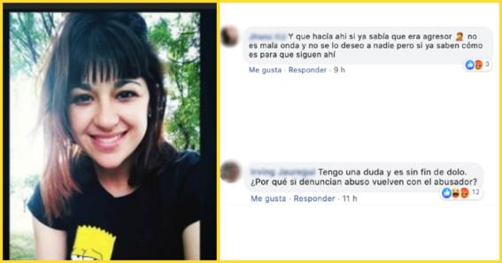 feminicidio de micaela zalazar en argentina es condenado en redes sociales